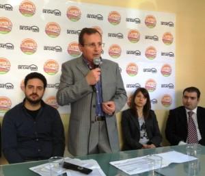Presentazione candidatura Francesco De Gaetano