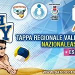 Milazzo Parco Corolla: dal 2 al 4 agosto 2013 la tappa regionale Beach Volley