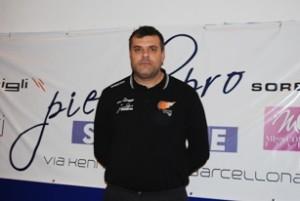 Coach Luigi Maganza