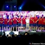 Lega2Gold: L'entusiasmo di 1.500 tifosi granata alla presentazione della Pallacanestro Trapani