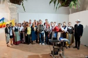 Serata sicilia gruppo