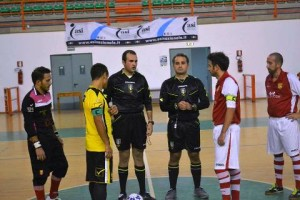 Futsal Peloro Messina-Virtus Termini