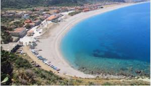 spiaggia ponente