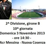 Calcio Lega Pro, 2^ Divisione B: Le designazioni arbitrali 10^ giornata