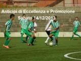 Calcio, Eccellenza e Promozione Sicilia: I risultati degli anticipi
