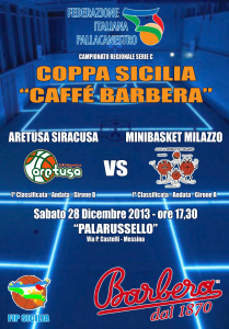 Coppa Sicilia Basket