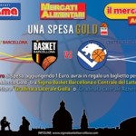 "Sigma Basket Barcellona: ""Una spesa Gold"""