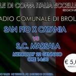 Calcio in Sicilia: Brolo ospita la finale regionale di Coppa Italia Eccellenza