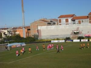 Igea Vittoria 1-2