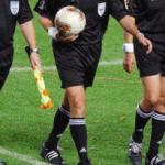 Calcio, le designazioni arbitrali degli anticipi