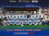 Calcio: Devoluti i proventi del calendario del Rocca di Capri Leone