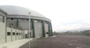 Milazzo: Pubblicato il bando per il completamento del Palazzetto dello Sport