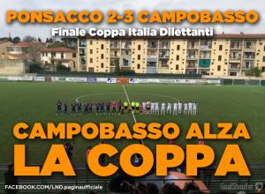 Coppa - al Campobasso
