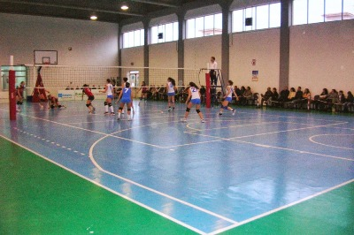 Volley - derby