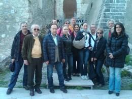 delegazione tedesca castello