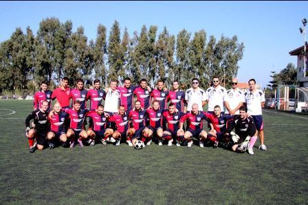 Virtus Milazzo squadra