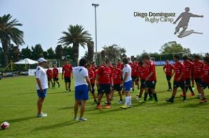 Rugby Camp