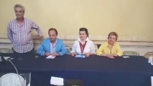 conferenza stampa palazzo d'amico posto occupato