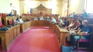riunione consulta ambiente
