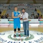 Basket: Stefano Bossi (Trapani) e Laquintana (Orlandina) tra i 12 azzurri U/20 che disputano l'Europeo di Creta