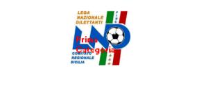 Calcio: Il calendario del campionato di Prima Categoria Sicilia