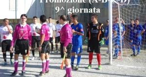 Calcio Promozione Sicilia (A-B-C-D) Designazioni arbitrali 9^ giornata