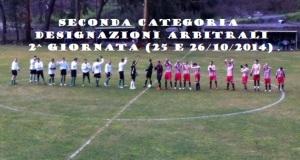 Calcio, Seconda Categoria Sicilia: Le gare della 2^ giornata di campionato