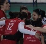 Volley B2 Femminile: Effevolley S. Teresa Riva, + 6 al giro di boa