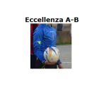 Calcio Eccellenza Sicilia (A-B): Designazioni arbitrali 27^ giornata, 12^ di ritorno