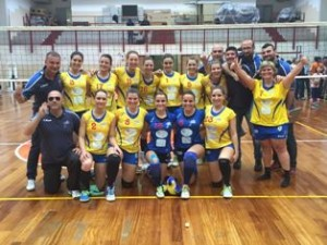 Volley Etneo