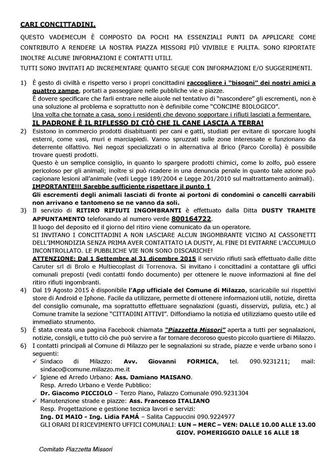 Piazzetta Missori