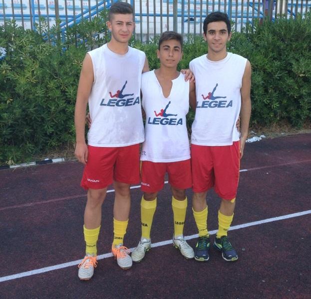 tre giovani Igea
