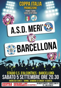 Barcellona-Merì