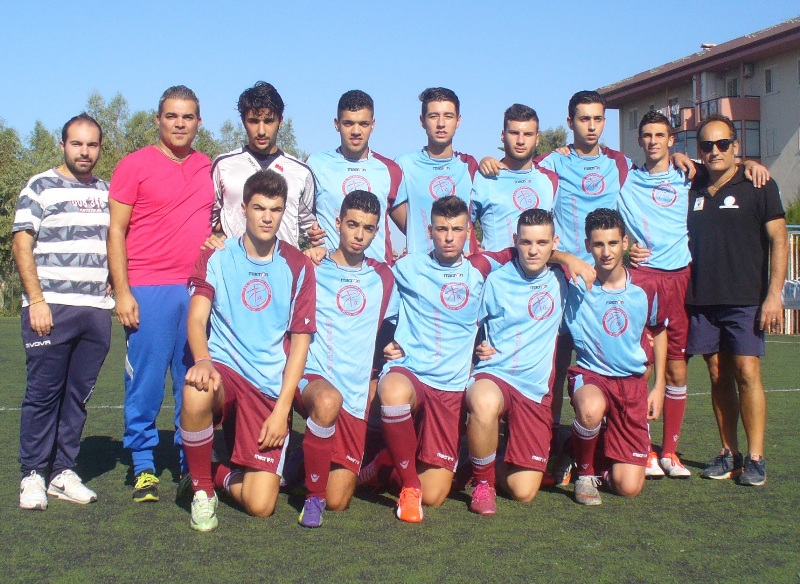JUNIORES DON PEPPINO CUTROPIA