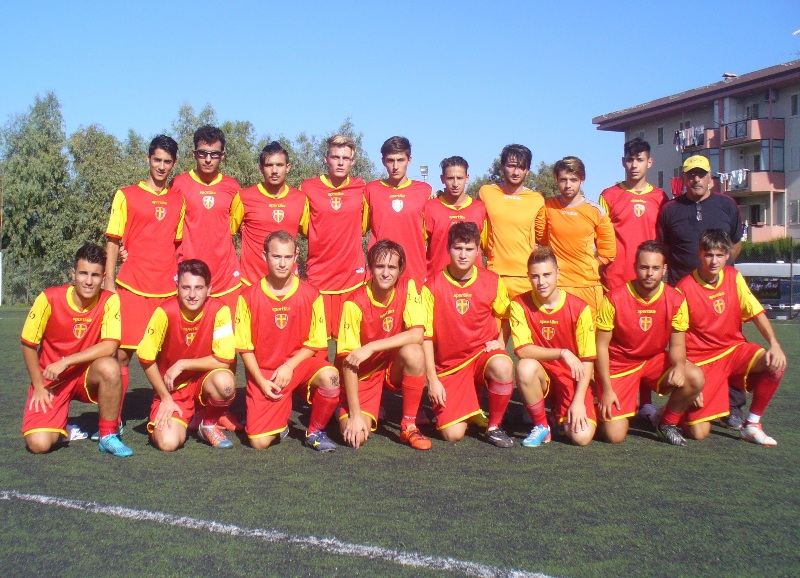 JUNIORES FORZA CALCIO MESSINA