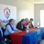 Milazzo: Il video delle conferenza stampa della S.S. Milazzo del 4/6/2016