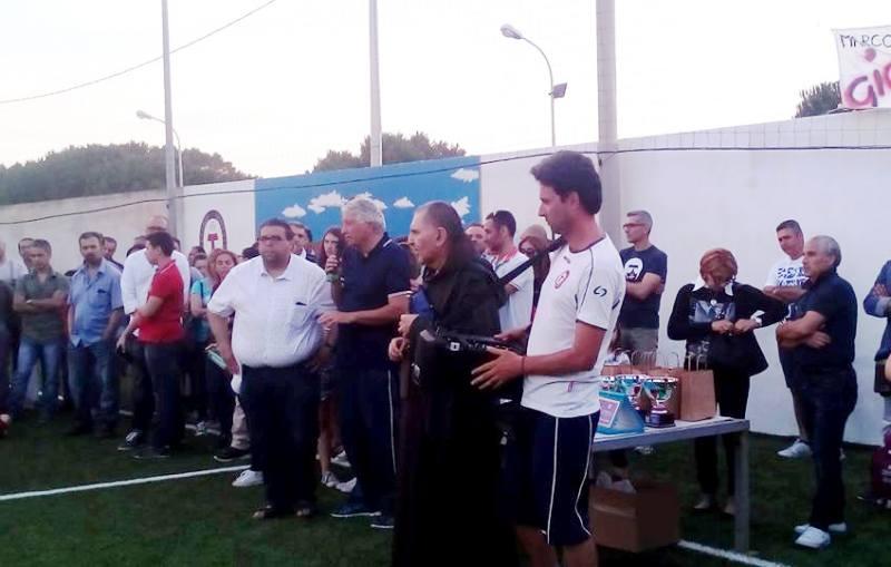 Calcio memorial marco salmeri a milazzo festa finale for Papino arredi catania