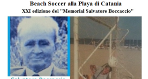 """Beach Soccer: Alla Play di Catania, festival di reti nella 4^ giornata del """" Memorial """"Boccaccio"""""""
