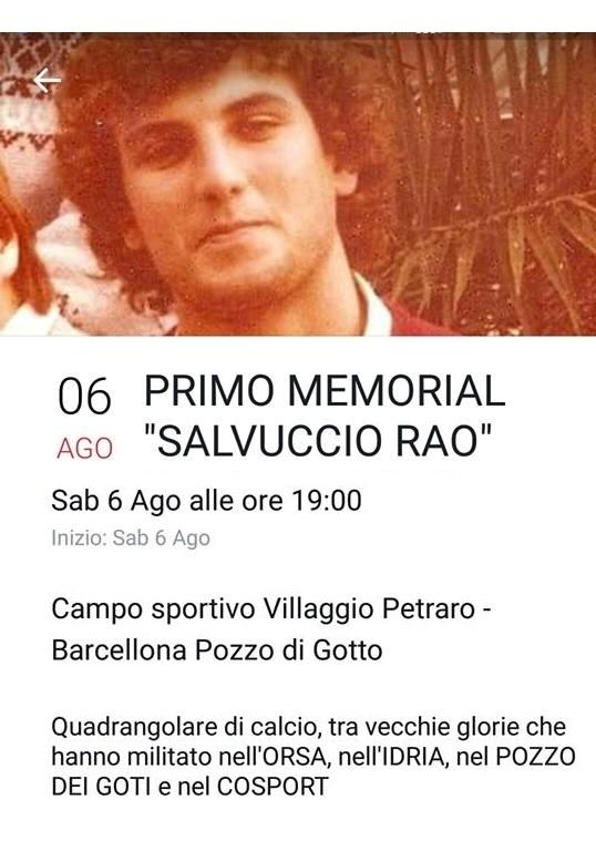 Memorial Rao