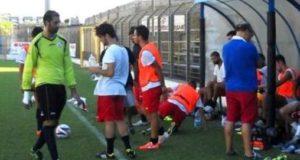 Calcio, la S.S. Milazzo in ritiro. Peppe Dama a Scordia, Matera e Ignazzitto al Rocca