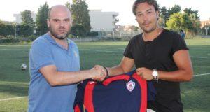 Calcio, Il Milazzo ufficializza l'ingaggio del difensore Antonio Cucinotta
