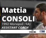 Basket Barcellona: Mattia Consoli, nuovo assistente allenatore. Online il nuovo sito ufficiale