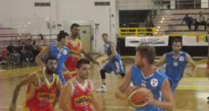 Basket C Silver: I risultati della 2^ giornata, 8 e 9/10/2016