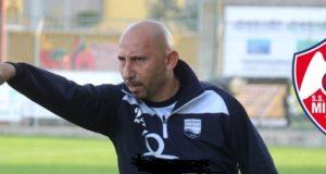 Calcio Eccellenza: Danilo Rufini nuovo tecnico del Milazzo