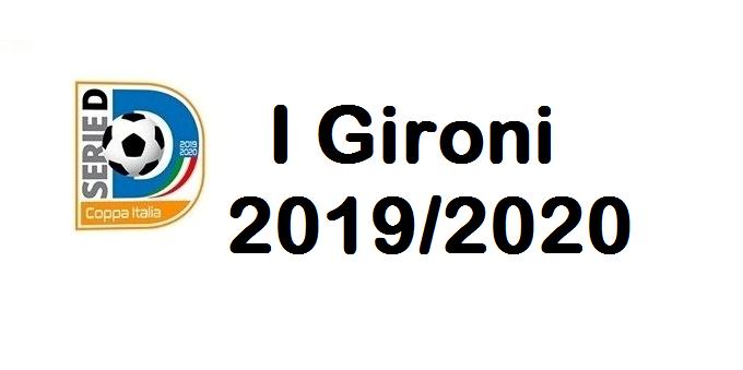Calendario Serie D Girone H 2020 2020.Calcio Serie D 2019 20 Ecco Le 166 Formazioni Divise In